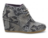 TOMS+ luxurious shoes just landed!