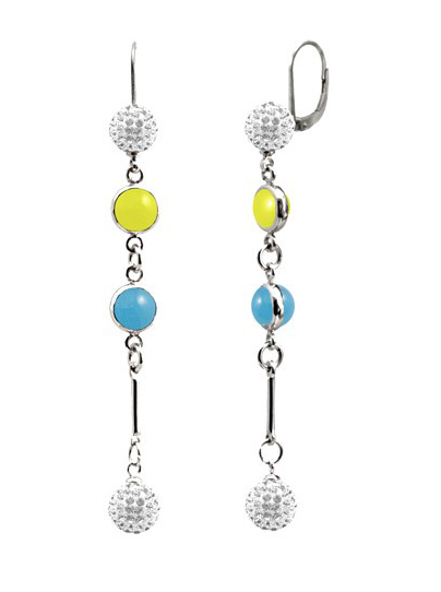 Lunchtime Buy: Tresor Paris Briey drop earrings