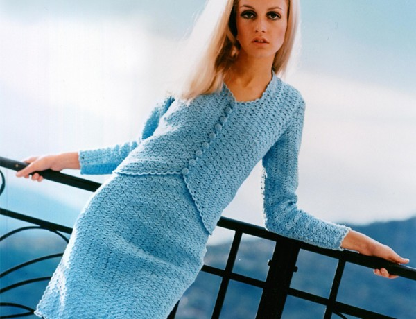 Twiggy! Fashion icon of the past and present