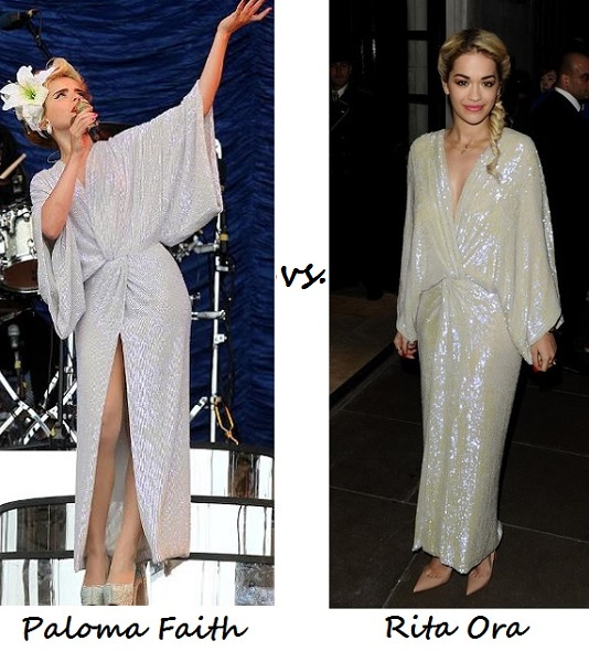 who wore it best Paloma v Rita