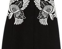 Stella McCartney floral-embroidered wool cape: Yay or Nay?