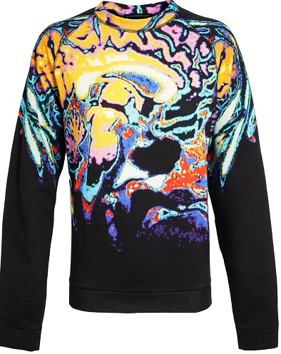 Christopher Kane Brain Scan Sweatshirt: Yay or Nay?