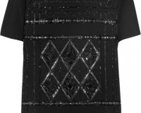 Balmain embellished T-shirt: Yay or Nay?