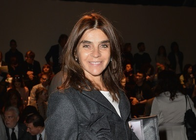 When My Fashion Life met Carine Roitfeld