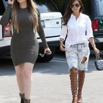 Kourtney Kardashian is Worst Dressed of the Week