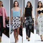 London Fashion Week SS14 Day 4 highlights