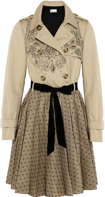 Red Valentino trench