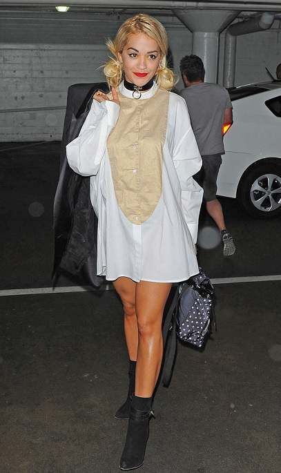 Rita Ora is Worst Dressed of the Week