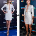 Taylor Swift vs. Heidi Klum…Who wore Kaufmanfranco better?