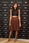 ashley madekwe longchamp party