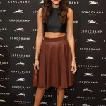 Ashley Madekwe steals the show at Longchamp Regent Street launch party