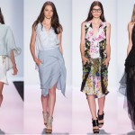 New York Fashion Week Day 2: SS14 highlights from BCBG Max Azria, Tadashi Shoji, Tocca & more