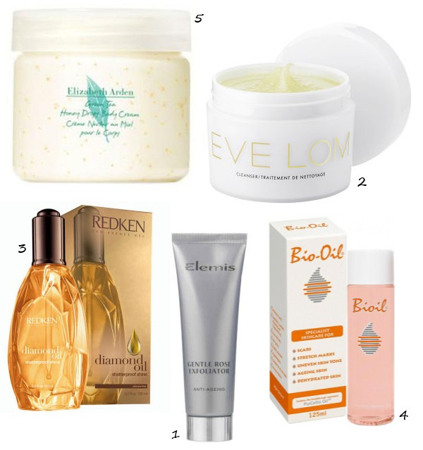 Our top 5 beauty essentials revealed