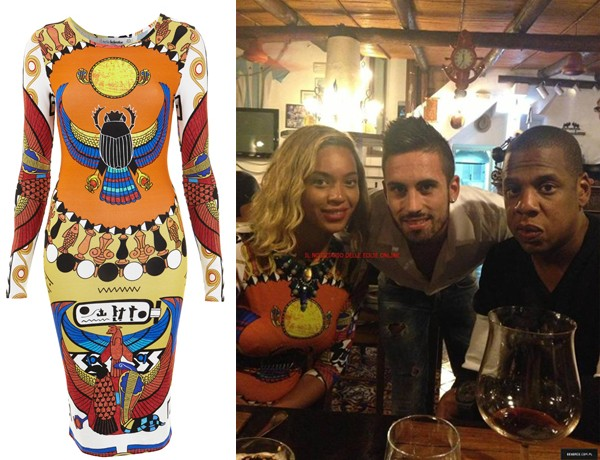 Get Beyonce's Textile Federation look