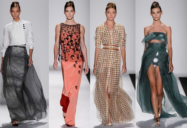 New York Fashion Week highlights from Donna Karan, Carolina Herrera, 3.1 Phillip Lim & more