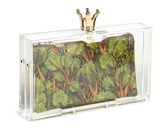 Lunchtime Buy: Charlotte Olympia Royal Pandora clutch