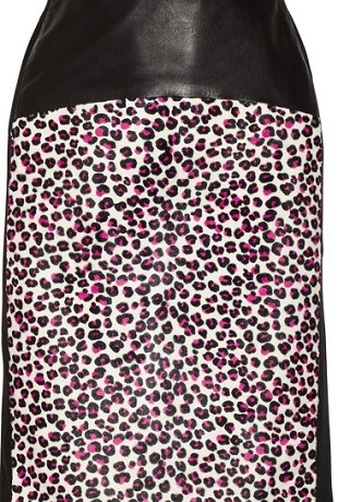 DKNY leopard-print pencil skirt: Yay or Nay?