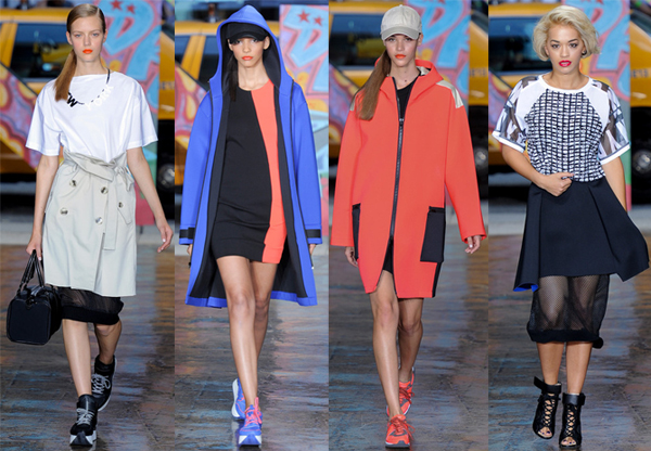 New York Fashion Week SS14 highlights from DKNY, Victoria Beckham, Alexander Wang & more