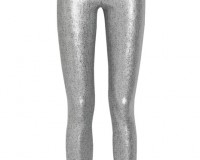Lunchtime Buy: Donna Karan sequined jersey leggings