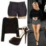 Get Ellie Goulding's multi-weather look