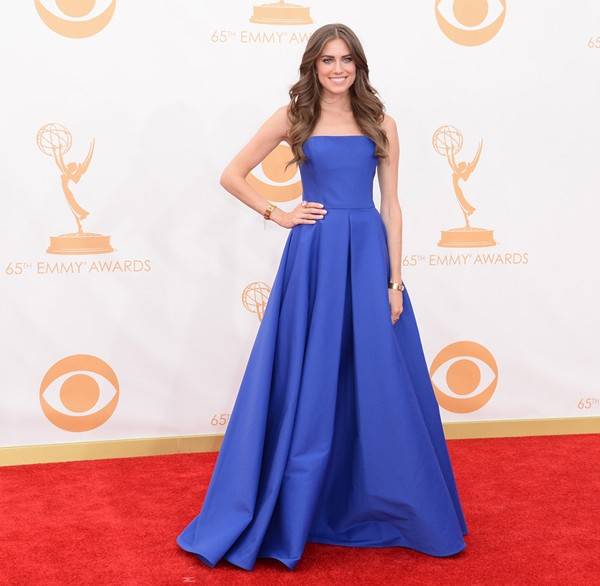The 2013 Emmy Awards: The best dressed!