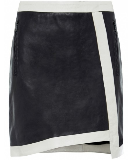 Helmut Lang - Evolution Leather Skirt