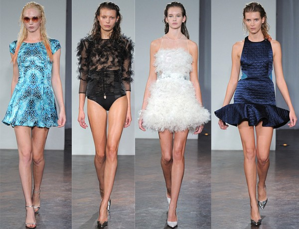 London Fashion Week SS14 Day 1 highlights