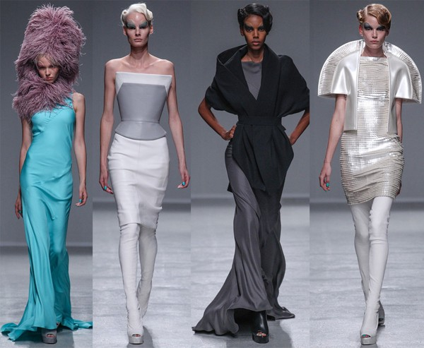 Paris Fashion Week SS14 highlights from Gareth Pugh, Carven, Dries Van Noten & more