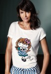 helena christensen hello kitty