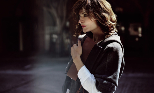 Helena Christensen collaborates with Kipling for a very personal bag collection
