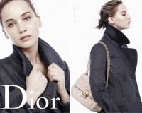 Jennifer Lawrence goes natural for Miss Dior AW13 ad campaign
