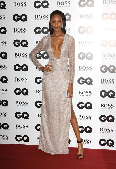Jourdan Dunn wins Best Dressed of the Week in Hugo Boss (again!)