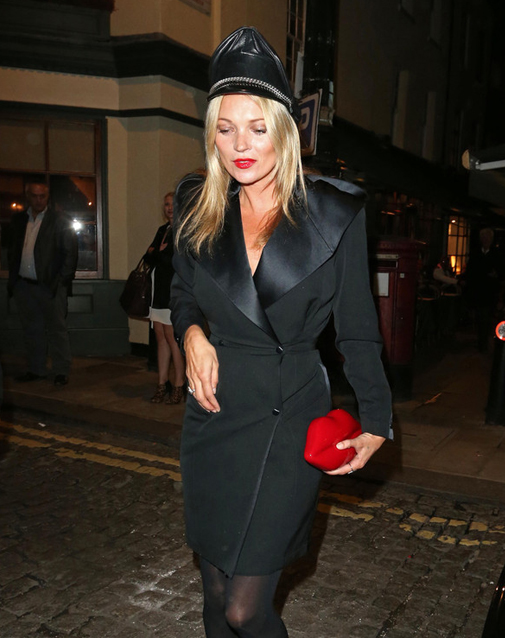 Kate Moss for Playboy officially confirmed!