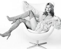 "Listen to Kate Moss's single, ""Day and All Night"""