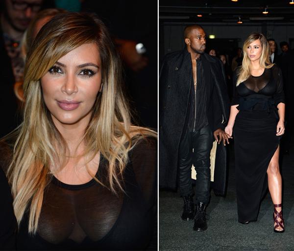 kim-kardashian-givenchy-show