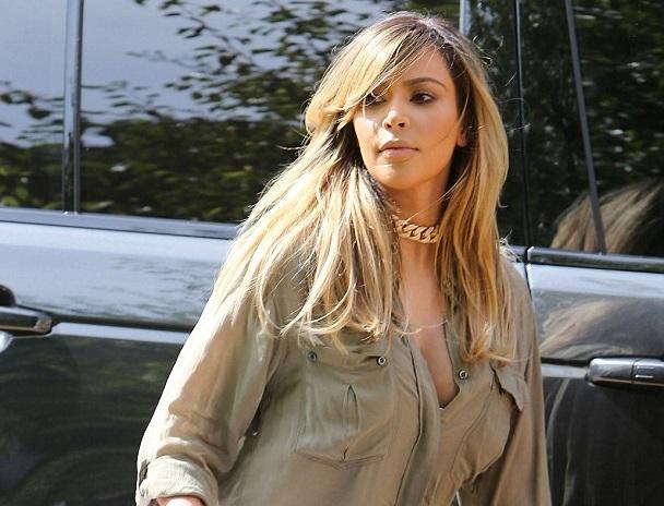 kimkardashian-blondehair