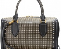 Alexander McQueen Heroine Studded Bowling Bag: Yay or Nay?