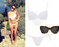 Get Millie Mackintosh's By Caprice honeymoon look