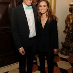 Natalie Portman surprises us in masculine Dior suit
