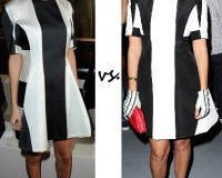Nicole Richie vs. Kourtney Kardashian…Who wore Stella McCartney better?