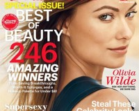 Olivia Wilde is naturally beautiful for Allure's October issue