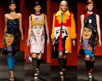 Milan Fashion Week SS14 highlights from Fendi, Prada, Just Cavalli & more