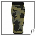Lunchtime Buy: Rihanna for River Island camo knit midi skirt