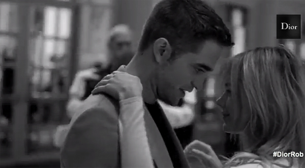 Watch Robert Pattinson's Dior Homme director's cut ad here!