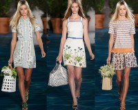 New York Fashion Week SS14 highlights from Tory Burch, Jenny Packham, J Crew & more