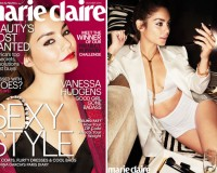 Vanessa Hudgens is Marie Claire US's October cover star!
