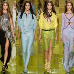 Milan Fashion Week SS14 highlights from Versace, Dolce and Gabbana, Moschino & more