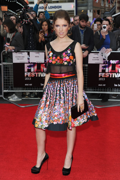 Anna Kendrick is Worst Dressed of the Week in Alberta Ferretti