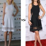Dakota Fanning vs. Olivia Wilde…Who wore A.L.C. better?