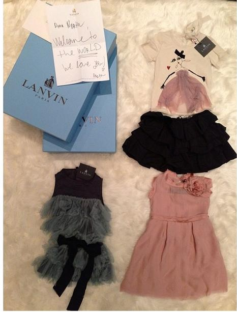 North West clothes